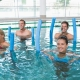 It's time to get WET! Building strength in the pool