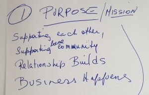NOW Business Network declaration of purpose. image.